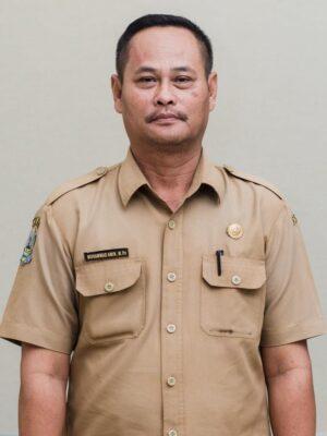 Drs. Muhammad Amin, M.Pd