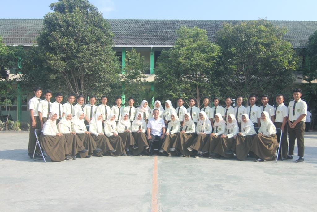 Kelas XII IPA 5