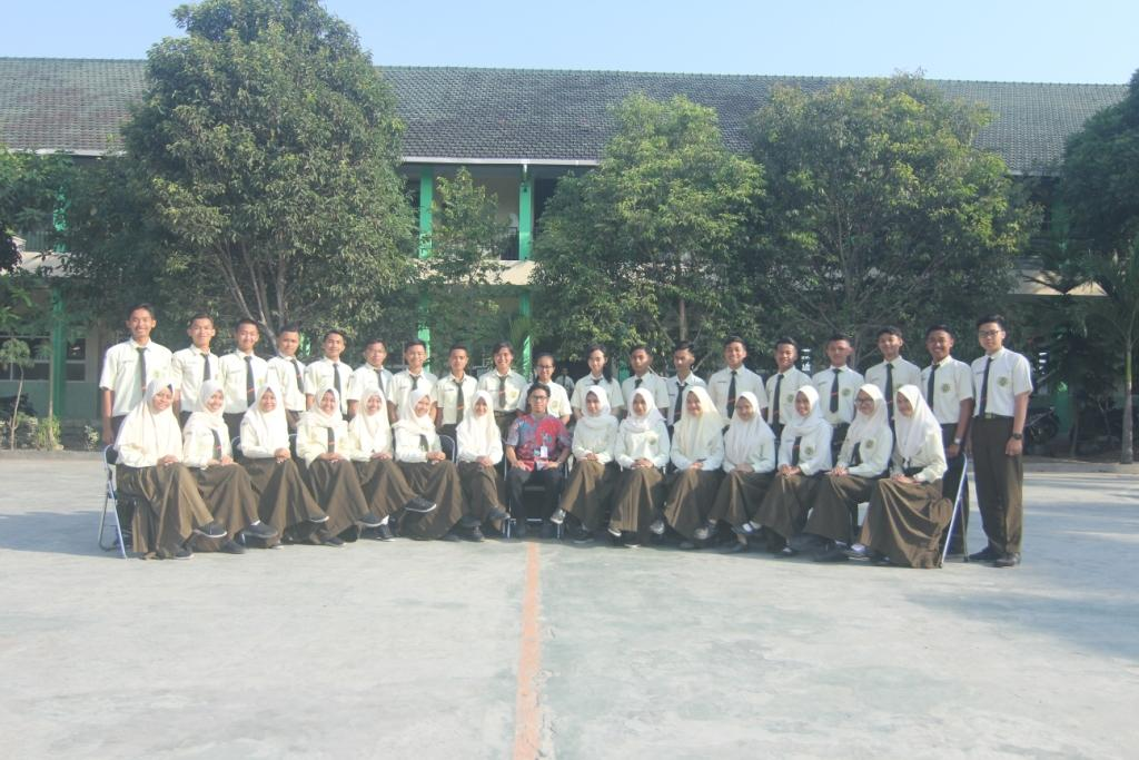 Kelas XII IPS 2