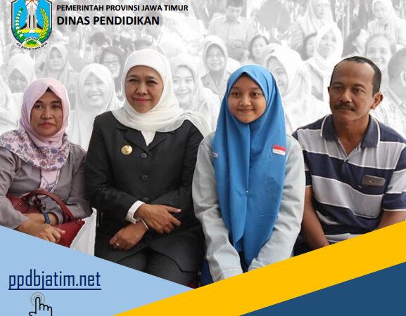 PPDB SMA/SMK Negeri Jatim 2020 Dilaksanakan Secara Online Penuh