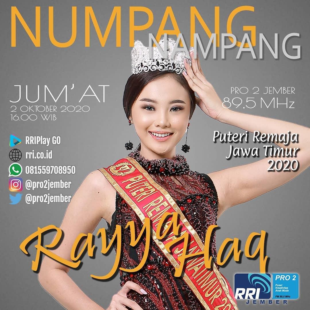 SMAPA Lolos Puteri Remaja Indonesia 2020