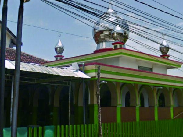 Pembangunan Masjid AT TAQWA SMA Negeri 4 Jember